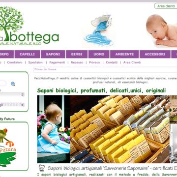 """Promozioni bio su """"vecchiabottega.it"""""""