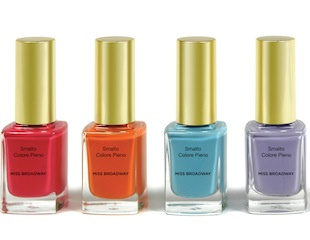 Fun Color: i nuovi smalti Miss Broadway