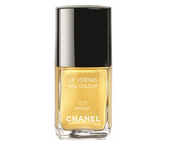 Vincitrice Giveaway Chanel Mimosa