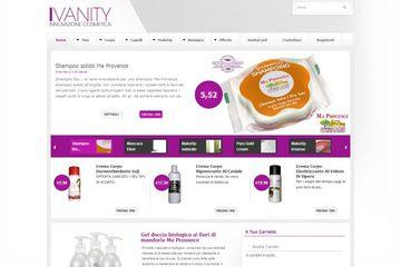 I-vanity.com negozio on line di cosmetici e makeup