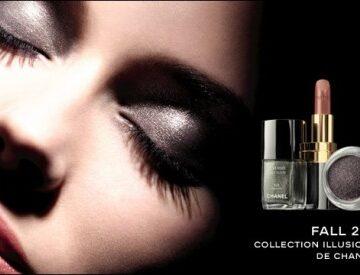 Chanel Illusion d' Ombres collezione autunno 2011