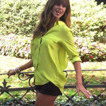 Nuovo look per Belen Rodriguez