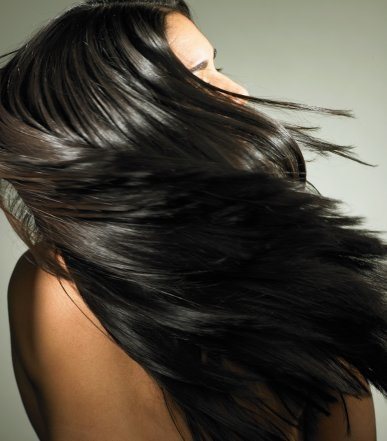 Impacco per capelli all'olio d'oliva