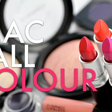MAC Fall Colour Collection
