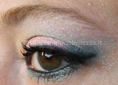 Tutorial trucco per occhi marroni