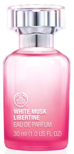 White Musk Libertine di The Body Shop