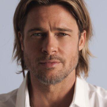 Brad Pitt per Chanel N.5