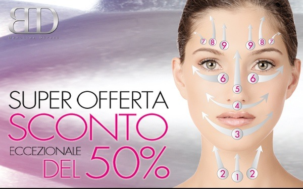 Sconto 50% maschera viso The Lift – Beauty Direct