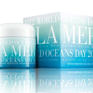 La Mer crema in edizione limitata per la Giornata Mondiale degli Oceani