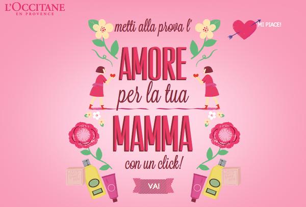 Promozioni l'Occitane per la festa della mamma!