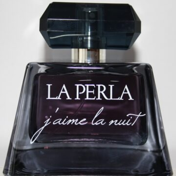 J'aime la nuit – La Perla