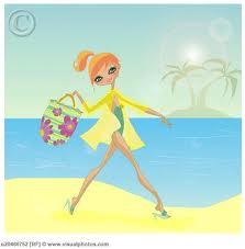 Cosa c'è nella mia borsa da spiaggia?