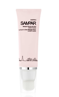 "Sampar ""So Much to Dew Midnight Mask"""