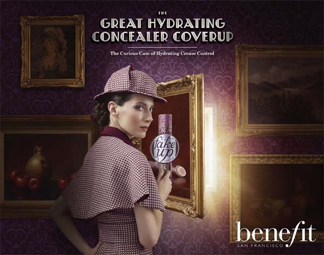 Arriva Fake Up di Benefit: il correttore super-idratante!