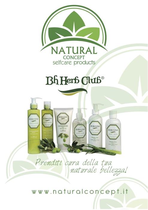 Review Bh Herb Club linea corpo