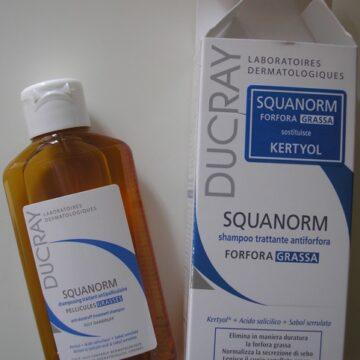 Review Shampoo Squanorm di Ducray