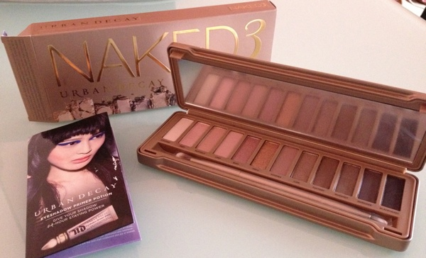 Urban Decay Naked 3 – Review Recensione