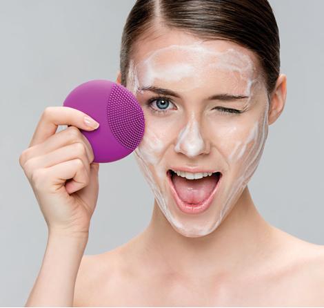 Tutti gli apparecchi per la pulizia del viso!