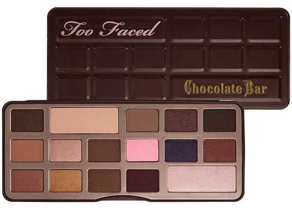 """Oggetto del desiderio: la palette """"Chocolate Bar"""" di Too Faced"""