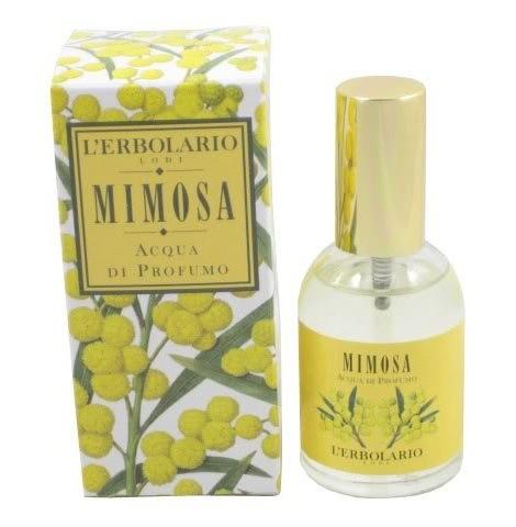 Acqua di profumo Mimosa di Erbolario Euro 17,00 - 50ml