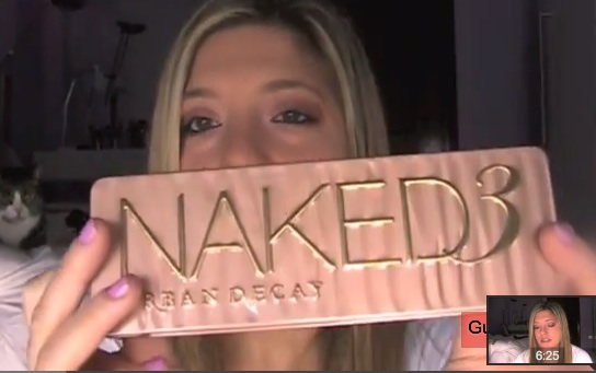 VIDEO Recensione Review Naked3 Urban Decay
