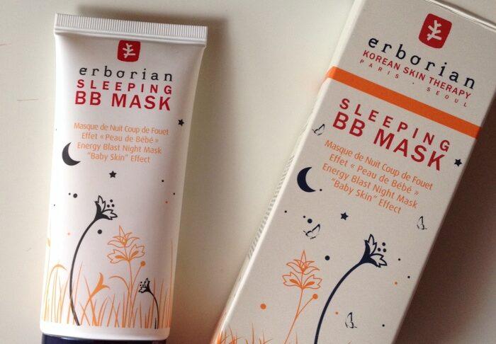 Recensione Erborian Sleeping BB Mask