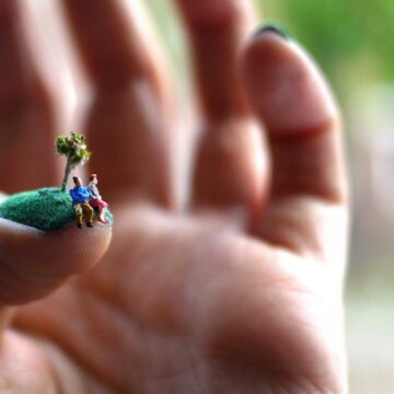 "Quando si dice ""unghie ad effetto 3D""!"